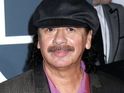 Carlos Santana reveals his Hawaiian wedding to drummer Cindy Blackman.