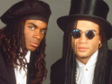 Fabrice Morvan says that most modern popstars do what his group were known for.