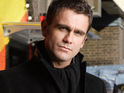 "EastEnders star Scott Maslen admits that his live episode slip-up earlier this year was ""horrible""."
