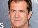 "A website claims that Mel Gibson was recorded telling his ex-girlfriend that she ""deserved"" to be hit."