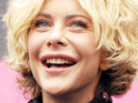 Meg Ryan's representative again denies suggestions that the actress is dating Tim Robbins.