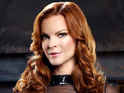 Marcia Cross reveals that she never told her young twin daughters that their father had cancer.