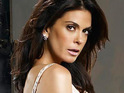Teri Hatcher admits that she was pleased to be cast as Lois Lane's mother on Smallville.