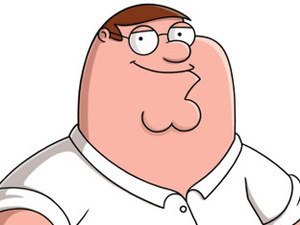 Peter Griffin from Family Guy