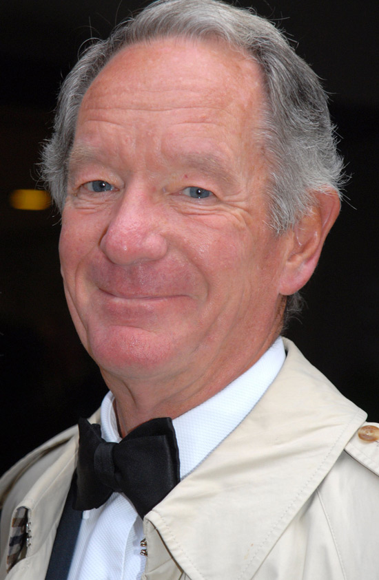Michael Buerk Net Worth