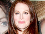 Julianne Moore promoting 'Chloe'