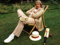 "Peter Davison would be ""very surprised"" to be asked back on Doctor Who."