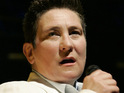 KD Lang splits from partner