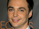 Jim Parsons admits that filming the flashback episode of The Big Bang Theory was challenging.