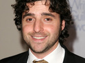 Numb3rs star David Krumholtz is reportedly cast as the lead in Ron Howard's new comedy.