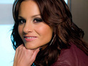 Kara DioGuardi reportedly says that she is lucky to work on American Idol.