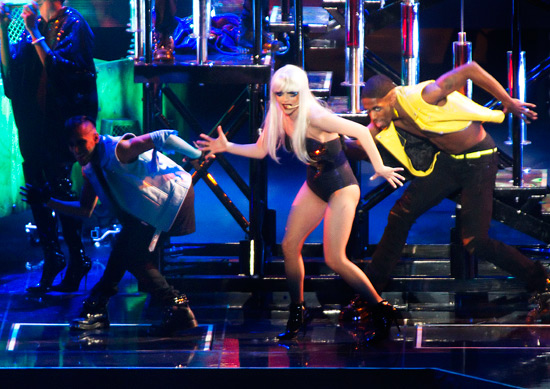 Lady GaGa's UK Tour
