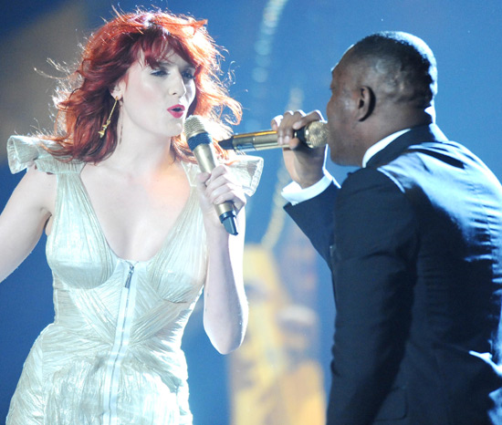 Florence and Dizzee