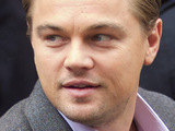 Leonardo DiCaprio at the Shutter Island photocall