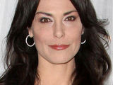 'True Blood' actress Michelle Forbes attending the 2010 'ACE Eddie' awards held at the Beverly Hills Hilton Hotel in California