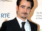 Colin Farrell at the Irish Film and Television Awards 2010. Dublin, Ireland.