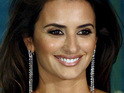 Penelope Cruz organizes a charity event to raise money for the Haiti Relief Organization.