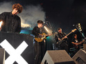 Mercury Prize winners The xx claim that the success of their album is partly down to luck.