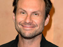 Christian Slater admits that his children haven't watched a number of his films.