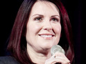 Megan Mullally says that she is too low key to hang with the Hollywood elite.
