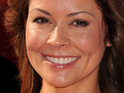 Brooke Burke jokes that she is glad she won't have to perform on Dancing With The Stars.