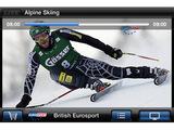 Eurosport on iPhone.