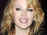 Kylie Minogue attending the burlesque production of Miss Polly Rae: The All New Hurly Burly Show in Leicester Square, London