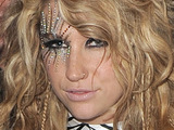 "Pop star Ke$ha leaving her ""secret"" Myspace gig in East London"