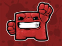 Super Meat Boy will be released in October for Xbox Live Arcade.