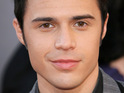 "Kris Allen jokes that he would like a ""cut"" of paparazzi profits from topless photos of himself on vacation."