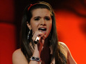 Katie Stevens says that didn't fear being compared to past Idol stars with her song choices.