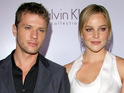 A representative for Abbie Cornish confirms that she has split from Ryan Phillippe.