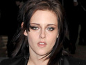 Twilight actress Kristen Stewart says that she is nervous about her new film.