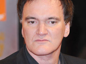 Director Quentin Tarantino attending the BATFAs, London, England