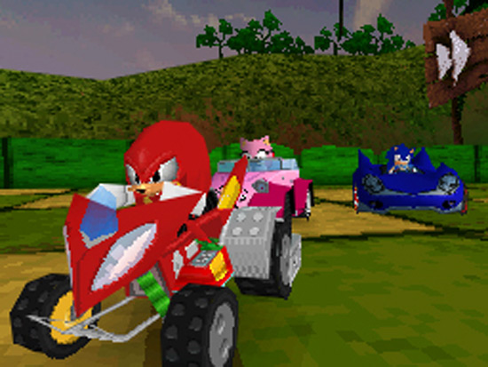 Gaming Review: Sonic & SEGA All-Stars Racing