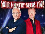 Your Country Needs You - Pete Waterman and Graham Norton
