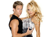 Dancing With The Stars - Pamela Anderson and Damian Whitewood