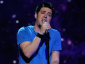 Lee DeWyze admits that it's weird to watch American Idol after going through the process.