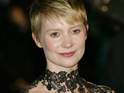 Mia Wasikowska says that Tim Burton's movies are not really as dark as people make out.