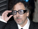 Alice in Wonderland director Tim Burton and actress Marion Cotillard receive a French honor.