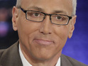 Dr Drew Pinsky is still in hospital after becoming ill while traveling abroad.