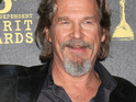 "Jeff Bridges praises his ""gorgeous wife"" for walking away with an Oscar."
