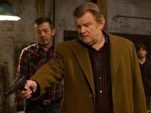 Brendan Gleeson in Perrier&#39;s Bounty