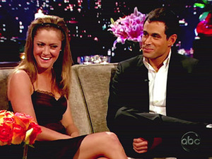 The Bachelor - Molly Malaney and Jason Mesnick