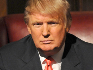TV Interview Celebrity Apprentice Donald Trump