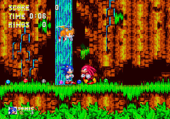 Gaming Review: Sonic Classic Collection