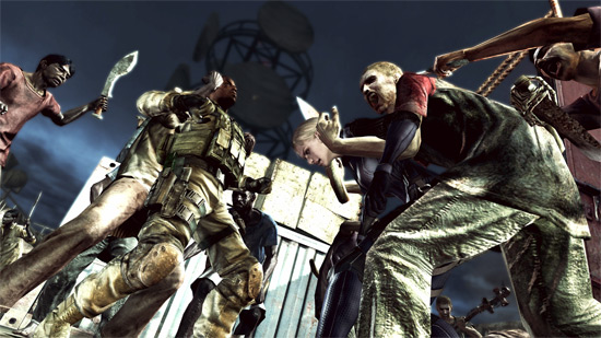 Gaming Review: Resident Evil 5: Gold Edition