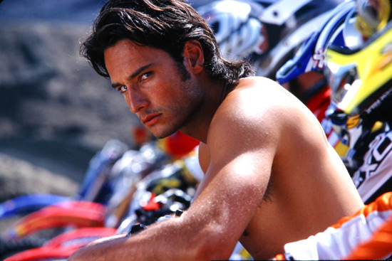 Gay Spy: Rodrigo Santoro