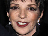 John Kander and Liza Minnelli at the 2010 Vineyard Theatre Gala honoring Kander and Ebb, New York City