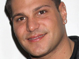 Reality stars Sammi Giancola and Ronnie Magro of &#39;Jersey Shore&#39;, host saturday night at JET nightclub, Las Vegas